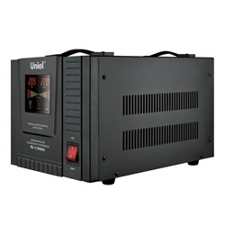 Стабилизатор напряжения Uniel 1000ВА RS-1/1000LS 09497