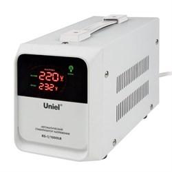 Стабилизатор напряжения для холодильника Uniel 1000ВА RS-1/1000LR UL-00003601