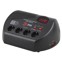 Стабилизатор напряжения ЭРА СНК-2000-Ц Б0031075