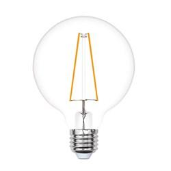 Лампа светодиодная филаментная Uniel E27 4W золотистый LED-G95-4W/GOLDEN/E27 GLV21GO UL-00000850 UL-00000850