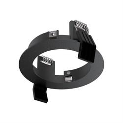 Основание для светильника Ideal Lux Dynamic Frame Round Bk 208701