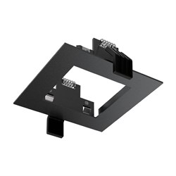 Основание для светильника Ideal Lux Dynamic Frame Square Bk 208732