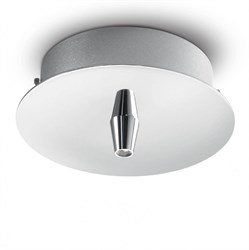 Основание для светильника Ideal Lux Rosone Metallo 1 Luce Cromo 122830
