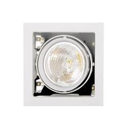 Встраиваемый светильник Lightstar Cardano 111 214110