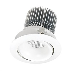 Встраиваемый светодиодный светильник Lucia Tucci Rio 777.1-7W-WT