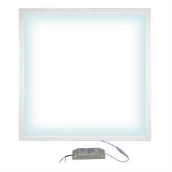 Встраиваемый светодиодный светильник Uniel ULP-6060-42W/4000K Effective White UL-00004670