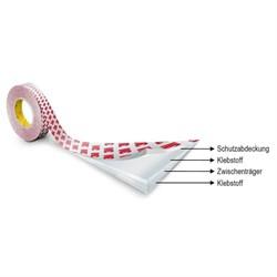Двусторонний скотч Deko-Light double-faced adhesive tape 9088-200 10mm/50m 930346