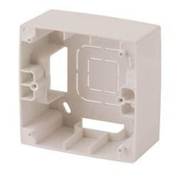 Коробка для накладного монтажа 1-постовая ЭРА 12 12-6101-02 Б0043161