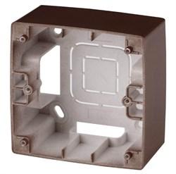 Коробка для накладного монтажа 1-постовая ЭРА 12 12-6101-13 Б0043167