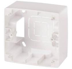 Коробка для накладного монтажа 1-постовая ЭРА 12 12-6101-15 Б0043169