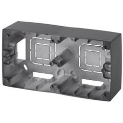Коробка для накладного монтажа 2-постовая ЭРА 12 12-6102-05 Б0043174