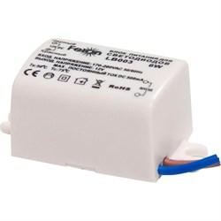 Блок питания для светодиодной ленты Feron LB003 12V 6W IP20 0,5A 21480