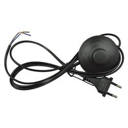 Шнур сетевой с вилкой и выключателем Uniel UCX-C20/02A-170 Black UL-00004435