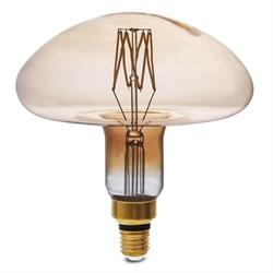 Лампа светодиодная филаментная Thomson E27 5W 1800K груша прозрачная TH-B2179