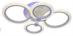 Светодиодная люстра Lighting Angel CW8067/2+2 WH