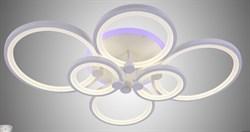 Светодиодная люстра Lighting Angel C8067/4+2 WH