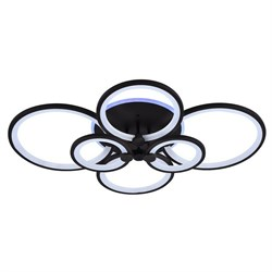 Светодиодная люстра Lighting Angel C8067/4+2 BK
